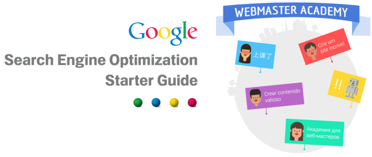 A revamped SEO Starter Guide – Deprecating the Webmaster Academy